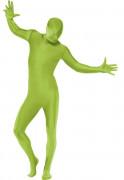 Second-Skin-Suit Ganzkörperanzug grün