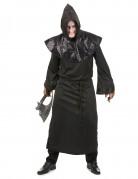 Henker-Kostüm Scharfrichter schwarz
