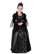 Vampir-Kostüm für Kinder Gothic Halloween-Kinderkostüm schwarz