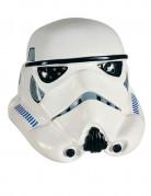 Stormtrooper™-Maske Deluxe Star Wars™-Accessoire weiss-schwarz