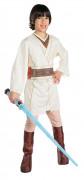 Obi-Wan Star Wars™-Kinderkostüm Lizenzartikel beige-braun