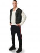 Star Wars™ Han Solo Tarnkostüm für Herren schwarz-blau-rot