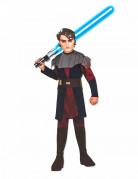 Anakin Skywalker™-Kinderkostüm Clone Wars™ schwarz-grau-rot