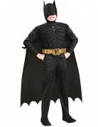 Batman™-Lizenzkostüm für Jungen schwarz-goldfarben