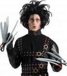 Edward mit den Scherenhänden™ Handschuhe für Erwachsene schwarz-grau-rot
