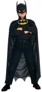 Batman Umhang für Kinder Lizenzartikel schwarz-gelb