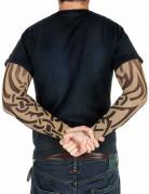 Tattoo-Ärmel Rocker Biker bunt