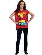 Wonder Woman™-Kostüm für Damen bunt