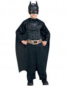 The Dark Knight™ Batman™-Kinderkostüm Lizenzartikel schwarz