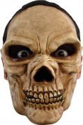 Skelett Maske Erwachsene Halloween beige