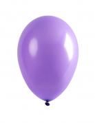Halloween Party-Luftballons 24 Stück violett 25cm