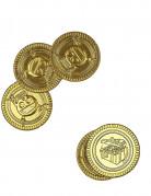 Piraten-Münzen 30 Stück gold