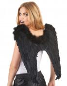 Dämonen Flügel Dunkler Engel schwarz 50x50cm