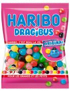 Süßigkeiten Dragibus soft Haribo bunt 120g