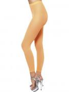 Leggings für Damen neonorange