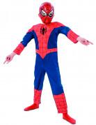 Ultimate Spider-Man™ Kinderkostüm für Jungen rot-blau-schwarz