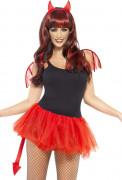 Halloween Dämonen-Set für Damen