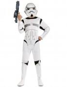 Star Wars™ Stormtrooper Herrenkostüm Lizenzware weiss-schwarz