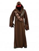 Jawa™-Kostüm mit Leuchtaugen Star Wars™ braun