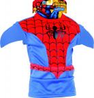 Spider-Man™ Oberteil mit Kapuze rot-blau-schwarz