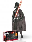 Star Wars™ Darth Vader™ Kinder-Lizenzkostüm schwarz