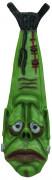 Grüne Frankenstein-Krawatte