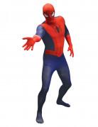 Spider-Man™-Herrenkostüm blau-rot-schwarz