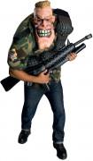Militär-Kostüm Big Bruizer bunt