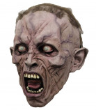 Zombie World War Z Maske Halloween-Maske grau