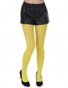 Strumpfhose Blickdicht 60 DEN gelb