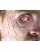 Geschwulst im Gesicht als Abziehbild mit Wasser hautfarben
