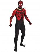 Star Wars™ Second Skin Suit Darth Maul Lizenzware schwarz-rot