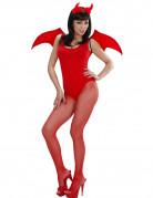 Rotes Dämonen-Set rot