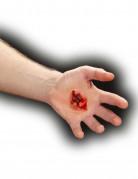 Stigmata Wunde Make-up Accessoire haut-rot