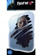 Jason Voorhees Freitag der 13.™-Sticker Lizenzartikel 45x29cm