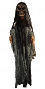 Skelett mit Licht und Sound Effekte - Halloween beige-grau 130 cm