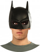 Batman™Halbmaske für Erwachsene schwarz