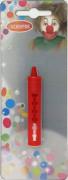 Ausziehbarer Schminkstift rot 2,3g