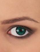Motivlinsen Kontaktlinsen Monster grün