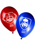 Star Wars Rebels™ Luftballons 8 Stück blau-rot-weiss