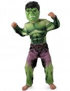 Hulk™-Kostüm für Kinder klassisch grün-violett