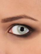 Zombie-Kontaktlinsen Halloween-Kontaktlinsen grau