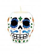 Sugar Skull Teelichthalter Tag der Toten Deko bunt