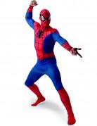 Spiderman™-Erwachsenenkostüm rot-blau-schwarz