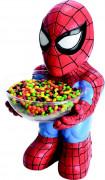 Spider-Man™ Bonbon-Schale rot-blau-schwarz 50 x 25 cm