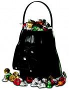Darth Vader™-Süssigkeitenbehälter Star Wars™-Lizenzartikel schwarz
