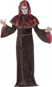 Mystischer Templer Kinder-Kostüm braun-rot