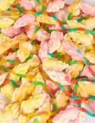 Leckere Mäuse als Fruchtgummis bunt 1000g