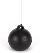Praktisches Ballongewicht schwarz 5 x 4,5 cm