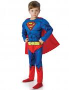 Deluxe Superman™-Kinderkostüm im Comiclook blau-rot-gelb